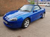 2002 MG MGTF 1.8 120 2dr Stepspeed Automatic