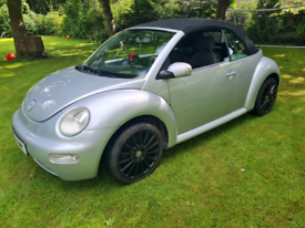 image for 2004 VW BEETLE 1.9 TDI PD RARE MANUAL ROOF  CONVERTIBLE CLEAR WILL PX