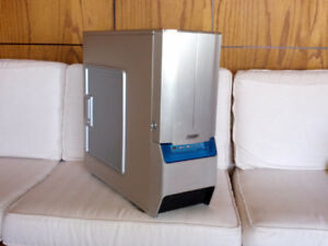 High quality full tower aluminum computer case