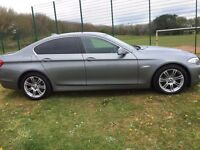 BMW 5 series 2011 automatic Full service history