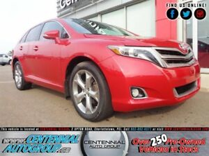 Toyota Venza Limited   AWD   V6   Leather   Moonroof 2014