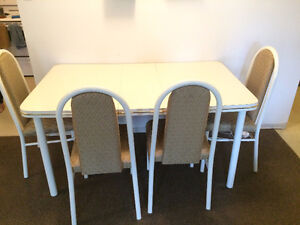 Table and Chairs - Make an Offer