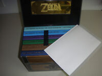 Legend Zelda Box Set Prima Official 6 Game Guide Treasure Chest
