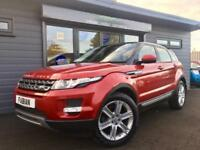 2014 64 Land Rover Range Rover Evoque 2.2Sd4 4X4 Auto Pure TECH *Big Spec*