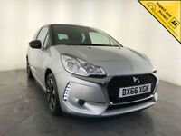 2016 DS3 ELEGANCE BLUE HDI DIESEL 1 OWNER CITROEN SERVICE HISTORY