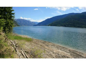 955 ft. of Arrow Lake shoreline! (Lot 1 Needles Rd N, Nakusp)