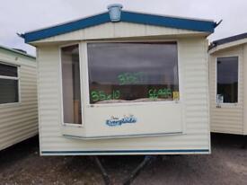 Atlas Everglade Static Caravan 3 Bed (bunk bed) 35x12 - Off Site Sale