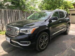2017 GMC Acadia Denali **Take over payments**