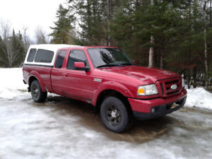 PRICE DROP - 2007 Ford Ranger Sport Ext Cab V6 - works great!