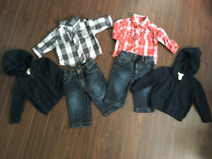 Lot of 60+ items for Twin Boys - Size 3 months (3-6 months)