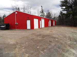 Commercial Ware house space for rent in St. Stephen