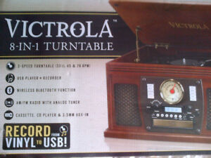 Victrola Stereo brand new in the box