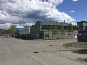 Downtown • 3,600 sq ft main floor • Whitehorse