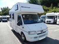 Compass Suntor 200 4 Berth Rear Lounge Motorhome For Sale ***DEPOSIT TAKEN***