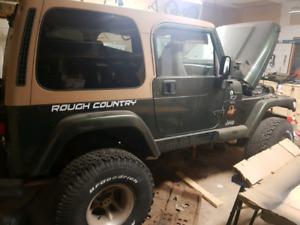 97 TJ Jeep