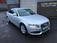 2009 AUDI A4 2.0TDI 143BHP AUTOMATIC MULTITRONIC SE,ONLY 72000 MILES WITH FSH