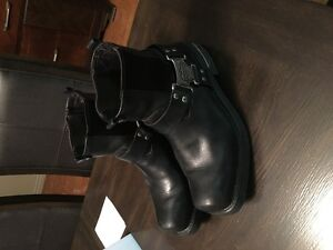 Mens Size 11 Harley Riding Boots
