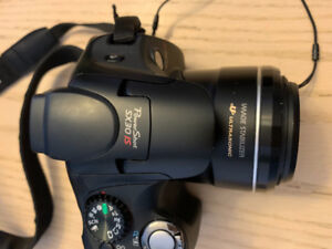 Canon SX30 IS Image Stabilizer with Ultrasonic Lens with Case