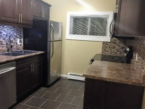 2 bedroom non smoking, heat and hot water included