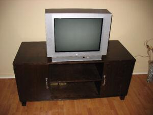 Grand meuble de télévision