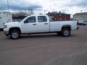 2013 GMC Sierra 2500 - Crew Cab -Long Box 4X4 St # 951