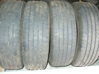 Four Michelin Tires  205/75/14
