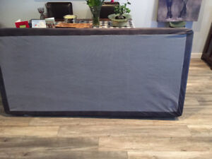 Brand new never used deluxe single box spring