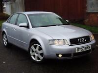 2003 Audi A4 1.9 TDI SE 4dr
