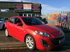2011 Mazda 3 Takuya 1.6 Petrol, low miles and service history, 2 previous owners