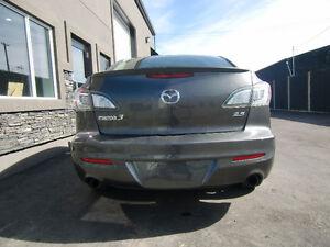 2010 Mazda Mazda3 GT Sedan Edmonton Edmonton Area image 2