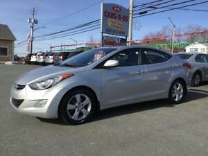 2013 Hyundai Elantra GLS  Free winter tires on all cars and SUVS