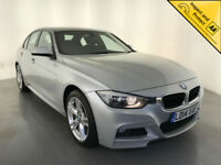 2014 BMW 320D XDRIVE M SPORT AUTO DIESEL 4WD 1 OWNER SERVICE HISTORY FINANCE PX