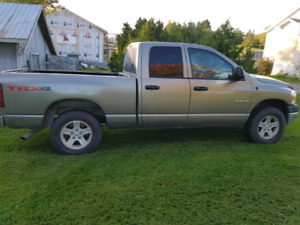Camion (Pick-Up) Dodge RAM 1500 2008