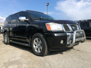 2004 Nissan Armada 4x4 fully loaded