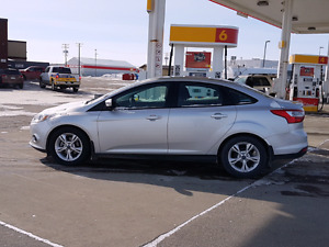 2014 Ford Focus For Sale - Low kms