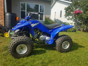 2010 Yamaha 80cc Raptor