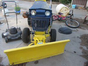 Sears Tractor/Snow plow