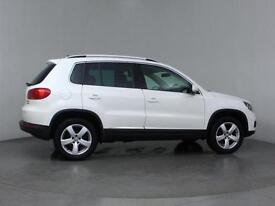 2012 VOLKSWAGEN TIGUAN 2.0 TDi BlueMotion Tech Escape 5dr