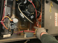 Furnace service for only 69.99$.