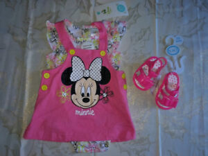 Baby girl Romper and Shoe