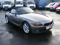 2005 BMW Z4 2.0 i SE Roadster 2dr