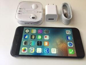 UNLOCKED iPhone 6 in awesome condition with all accessories