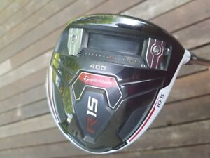 Taylormade R15 Driver 460, Regular,  10.5 degrees, adjustable
