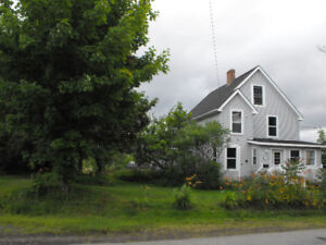 Wolfville House for summer vacation rental
