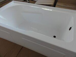bain acrylique