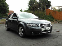 2005 FECE LIFT Audi A3 1.9TDI SPORT SPORTBACK 5 DOOR MANUAL GREY PX SWAP