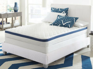 BRAND NEW QUEEN, DOUBLE, SINGLE  PILLOW TOP MATTRESS & BOX