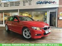 2014 14 BMW 3 SERIES 2.0 320D M SPORT TOURING 5D AUTO 181 BHP DIESEL