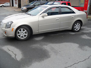 2007 Cadillac CTS -SUPER CLEAN ONLY 11000KLMS  $6900,