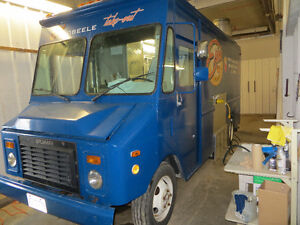 Food Truck for Sale